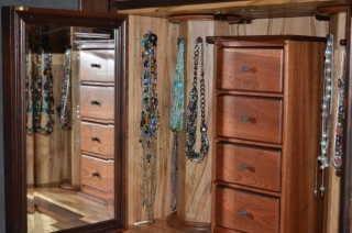 Custom cabinets and woodworks