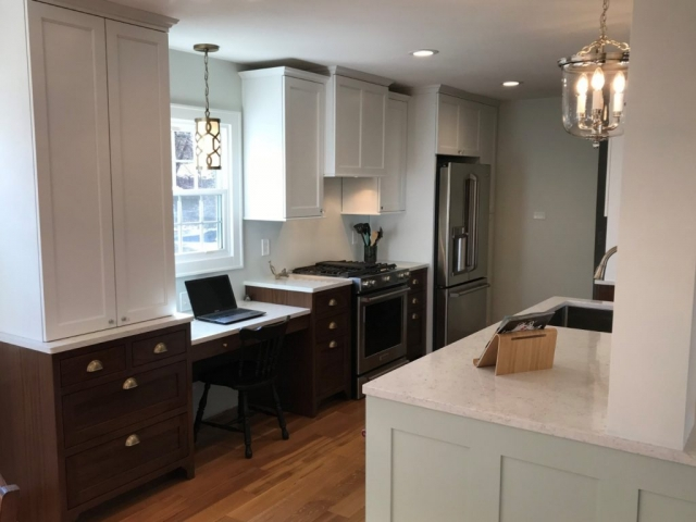 Custom residential cabinets