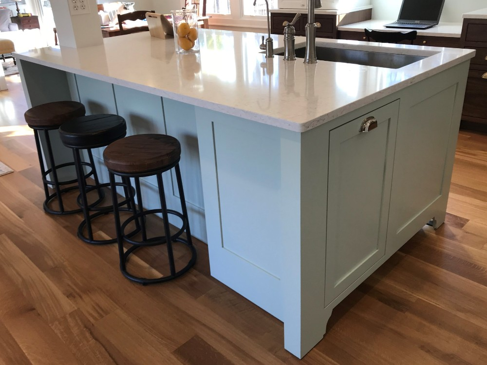 Custom kitchen cabinets residential