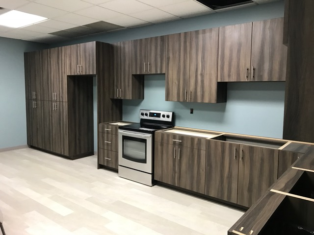 Commercial Custom Kitchen Minnetonka