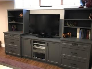 Custom cabinets residential St Paul