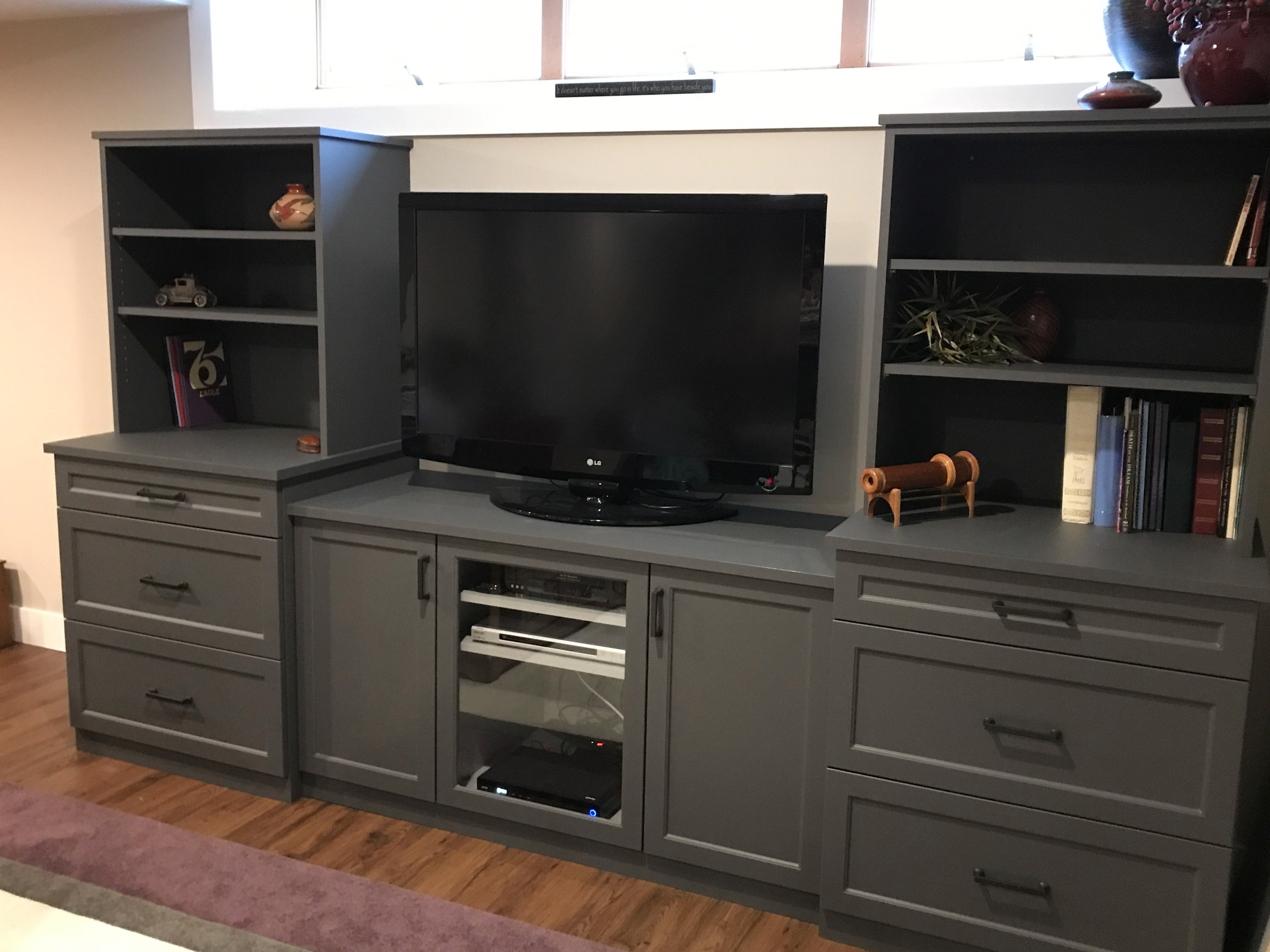 Custom cabinets residential St Paul