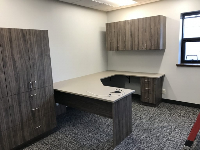 Commercial office cabinets Twin Cities