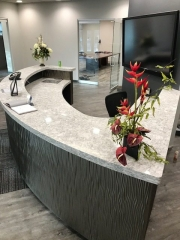 Reception cabinets Twin Cities